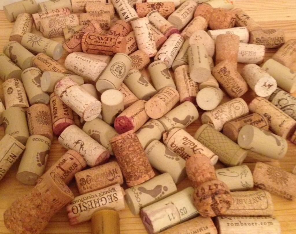 Diy Wine Cork Craft Ideas