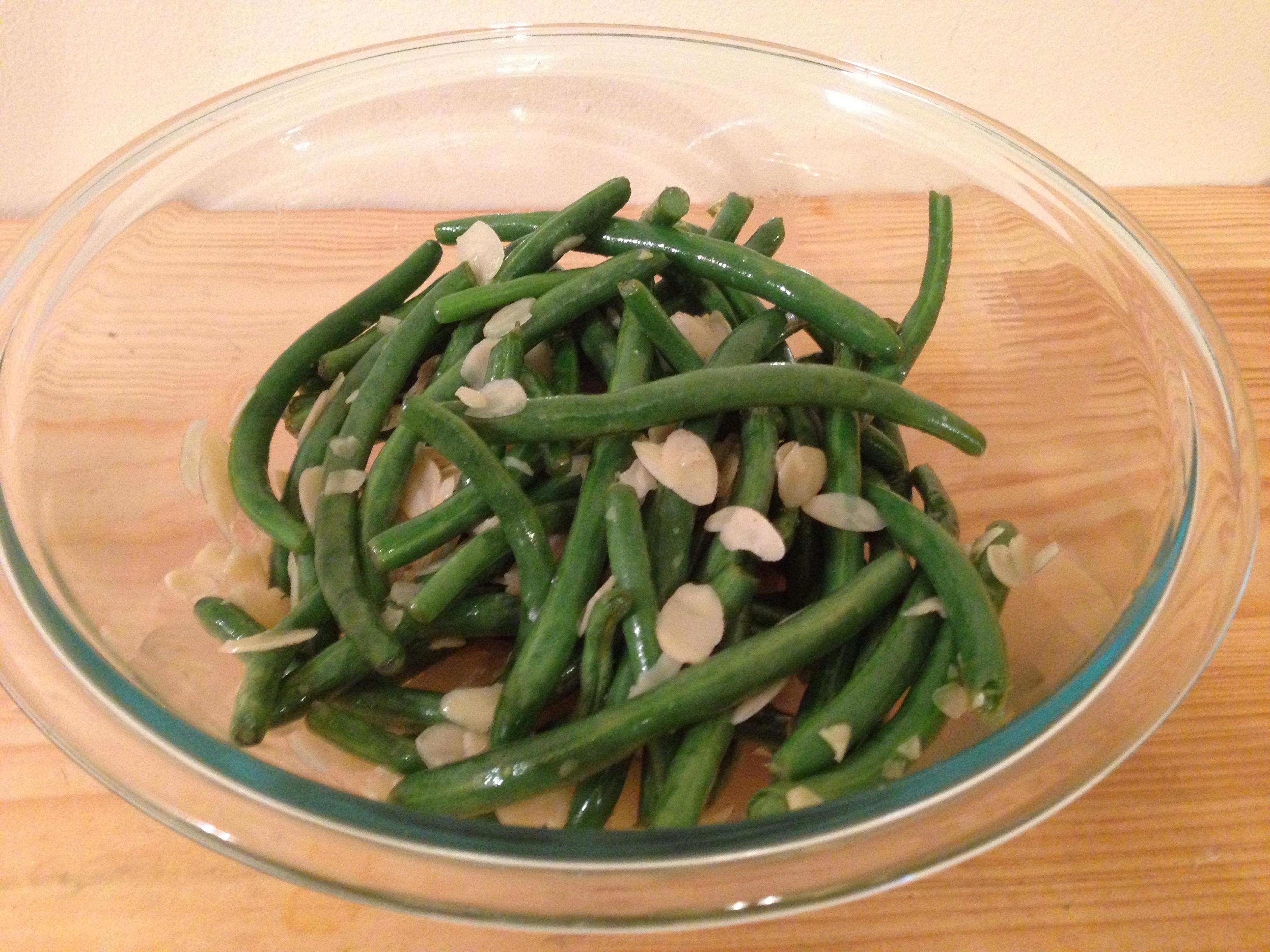 sliced green beans - HD3264×2448