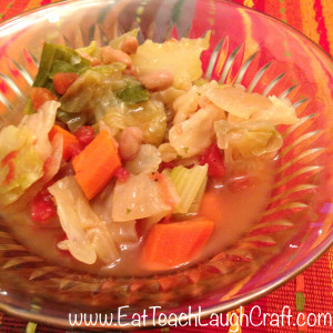 Cabbage soup1