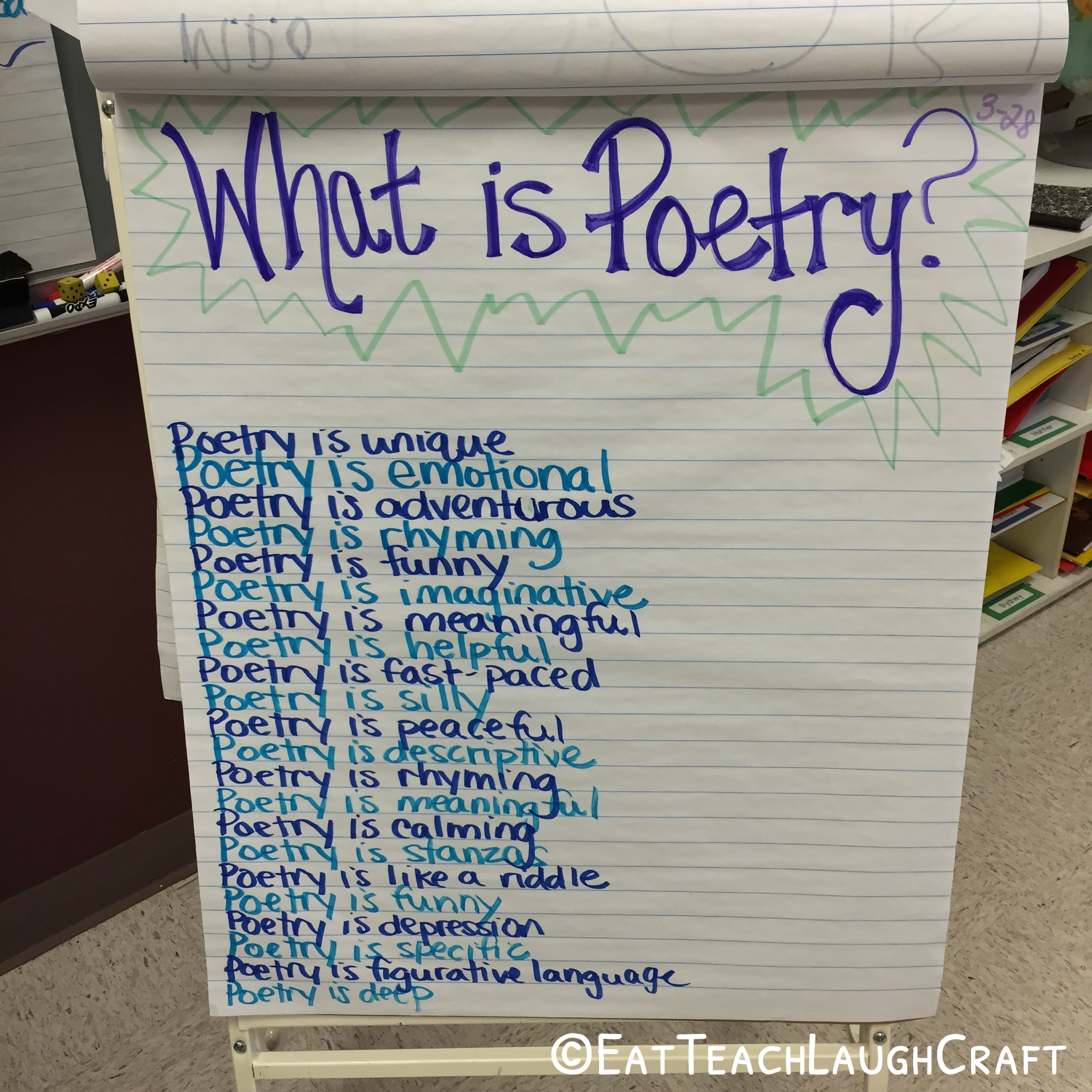 What is poetry 83